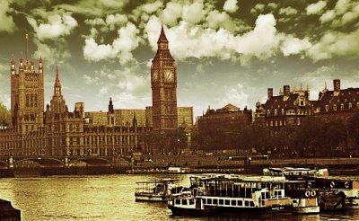 Круиз по Темзе: близкое знакомство с Англией