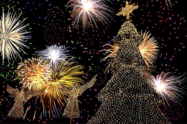Новый год в англии новый год в