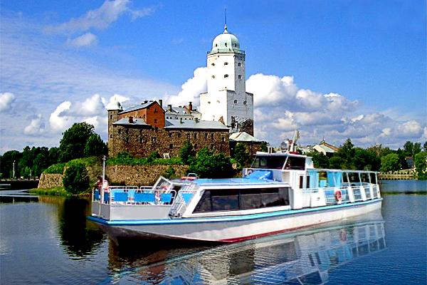 Туры по прибалтике из санкт петербурга