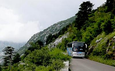 Как добраться до черногории наземным