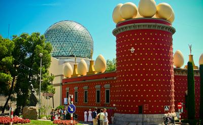 Музей дали в испании стоимость билета афиша спб александрийского театра